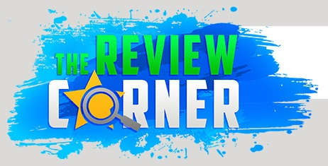 review corner banner